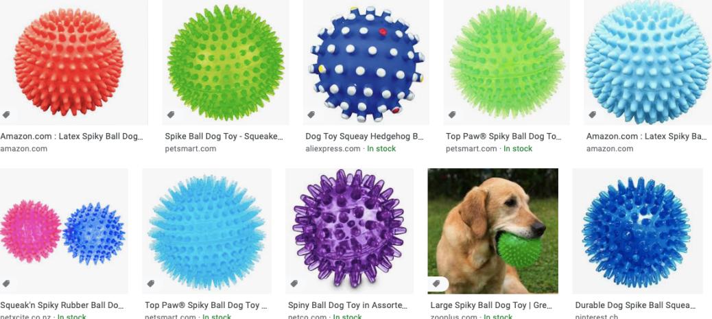 dog toys